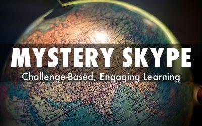 Mystery Skype/Hangout Adventures