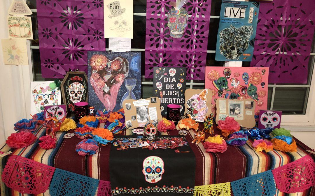 Global Holiday: El Dia De Los Muertos