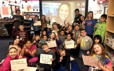 Virtual Field Trip with Emily Calandrelli